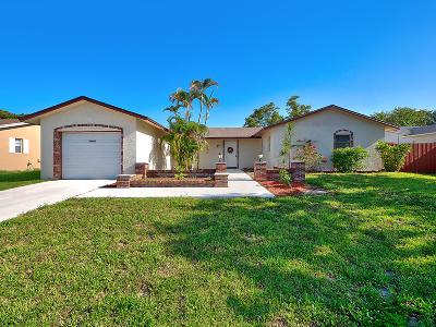 Boca Raton Single Family Home For Sale: 10941 Winding Creek Lane
