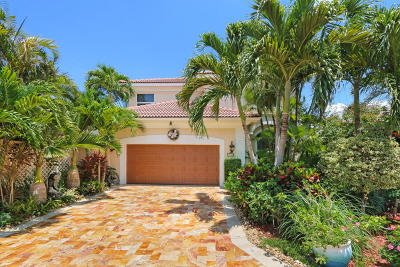 Delray Beach Single Family Home For Sale: 3539 Commodore Circle