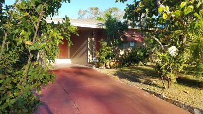 Lake Worth Single Family Home For Sale: 914 E E Street