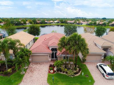 Lake Worth Single Family Home For Sale: 8082 Rossini Way