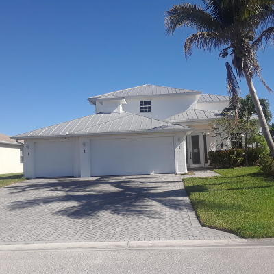 Jensen Beach Single Family Home Contingent: 535 NW Ember Way