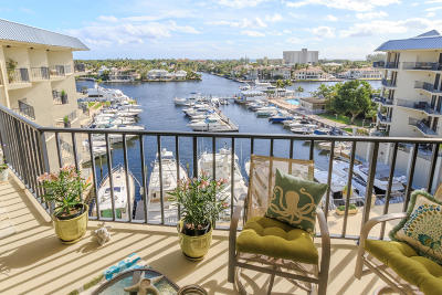 Delray Beach Condo Sold: 1035 S Federal Highway #Ph6