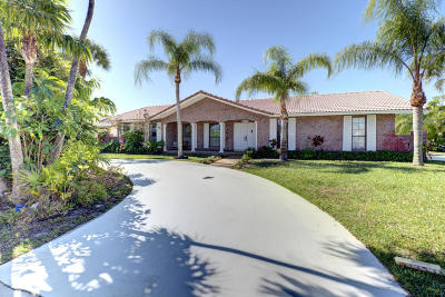 Coral Springs Single Family Home For Sale: 8272 NW 15th Court