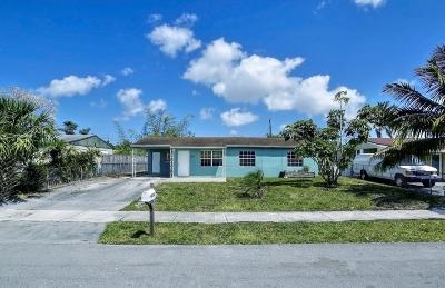 Fort Lauderdale Single Family Home For Sale: 2120 SW 46th Terrace