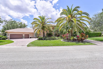 Parkland Single Family Home For Sale: 10218 NW 66th Drive
