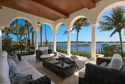 Jupiter FL Single Family Home For Sale: $6,750,000