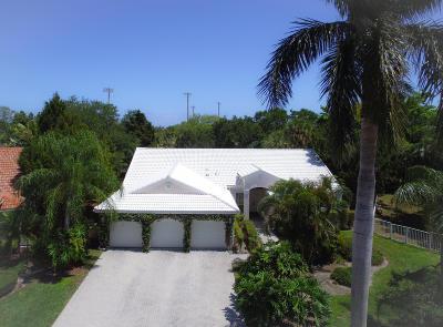 Palm Beach Gardens Single Family Home For Sale: 10280 Allamanda Boulevard