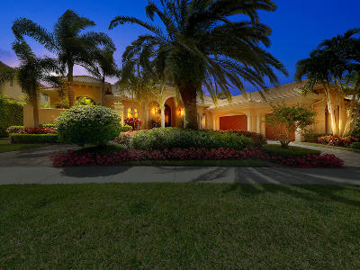 Palm Beach Gardens Single Family Home For Sale: 126 Playa Rienta Way