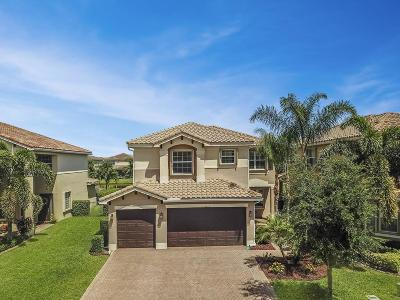Boynton Beach Single Family Home For Sale: 10558 Palacio Ridge Court