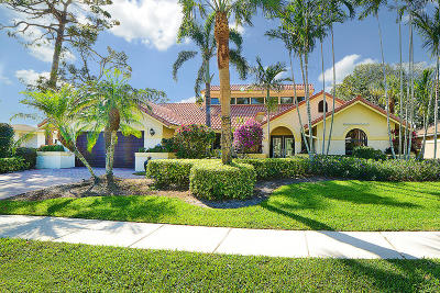 Boca Raton Single Family Home For Sale: 1201 SW 19th Avenue