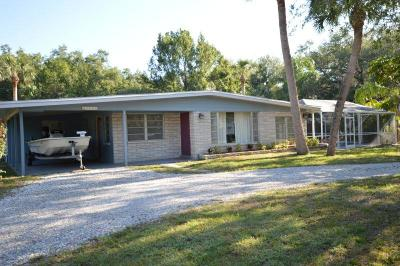 Vero Beach Single Family Home Contingent: 1036 28th Street