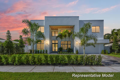 Boca Raton Single Family Home For Sale: 344 NE 7th Street
