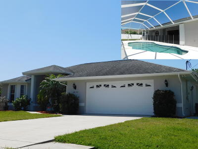 Port Saint Lucie FL Single Family Home Sold: $285,000