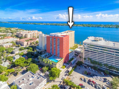 West Palm Beach Condo For Sale: 1551 Flagler Drive #Lph-11