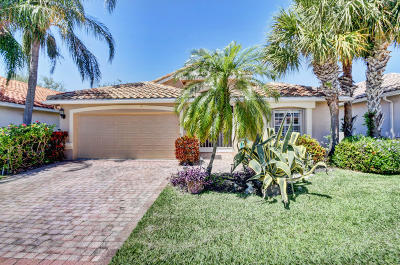 Boynton Beach Single Family Home For Sale: 7023 Lombardy Street