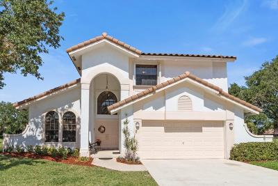 Boca Raton Single Family Home For Sale: 22161 Crofton Court