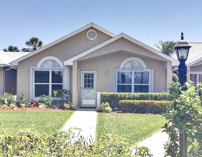 Port Saint Lucie Single Family Home For Sale: 1156 NW Lombardy Drive