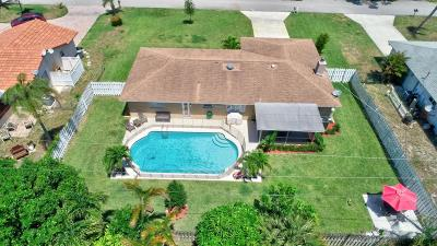 Delray Beach Single Family Home For Sale: 4640 Ellwood Drive