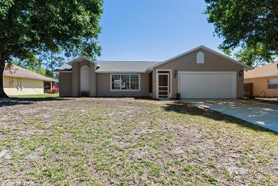 Port Saint Lucie, Saint Lucie West Single Family Home For Sale: 1158 SW Goodman Avenue