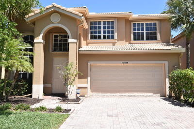 Boynton Beach FL Single Family Home For Sale: $407,900