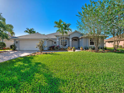 Stuart FL Single Family Home For Sale: $475,000