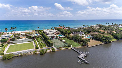 Palm Beach FL Residential Lots & Land For Sale: $27,000,000
