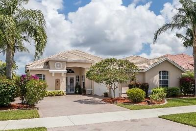 Port Saint Lucie, Saint Lucie West Single Family Home For Sale: 702 SW Lake Charles Circle