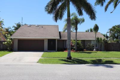 Greenacres FL Single Family Home For Sale: $323,000