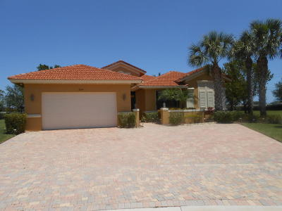 Delray Beach Single Family Home For Sale: 9254 Isles Cay Drive