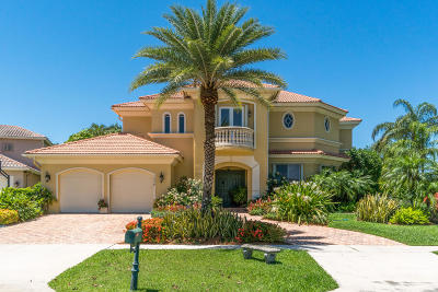 Boca Raton Single Family Home For Sale: 7498 Dublin Drive