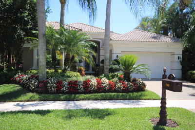 Delray Beach Single Family Home For Sale: 7888 L Aquila Way