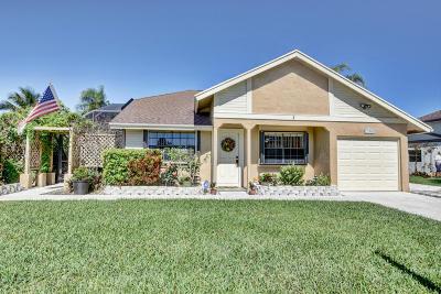 Boca Raton Single Family Home For Sale: 22449 Tuna Place
