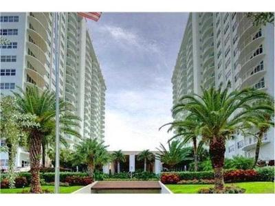 Fort Lauderdale Condo For Sale: 3400 Galt Ocean Drive #202s