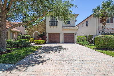 Palm Beach Gardens Single Family Home For Sale: 724 Bocce Court