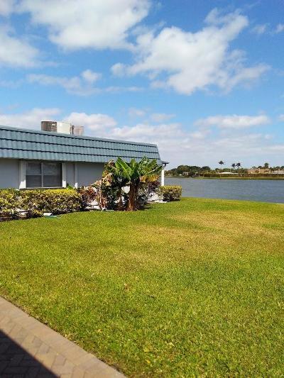 Delray Beach FL Condo For Sale: $100,000
