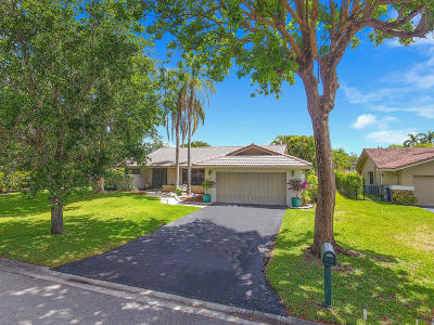 Coral Springs Single Family Home For Sale: 735 NW 99th Terrace