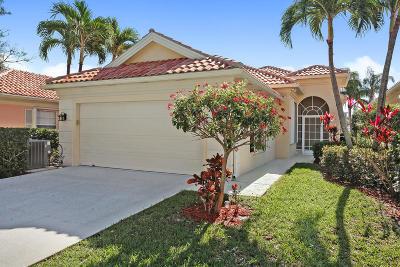West Palm Beach Single Family Home For Sale: 2642 James River Road