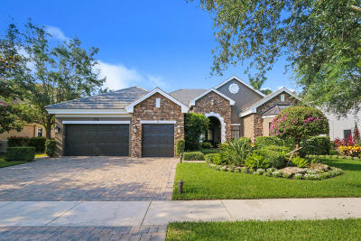 Boynton Beach Single Family Home For Sale: 9981 Equus Circle