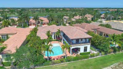 West Palm Beach Single Family Home For Sale: 7153 Winding Bay Lane