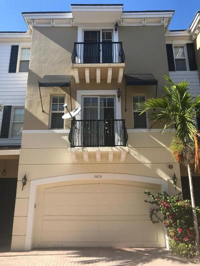 Boca Raton FL Townhouse For Sale: $384,900