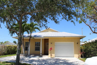 Delray Beach Single Family Home For Sale: 318 SE 3rd Avenue