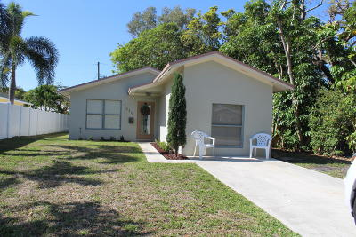 Delray Beach Single Family Home For Sale: 310 SE 4th Street