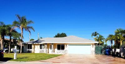 Royal Palm Beach Single Family Home For Sale: 200 Sandpiper Avenue