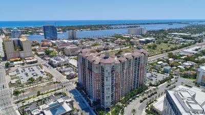 West Palm Beach Condo For Sale: 550 Okeechobee Boulevard #701