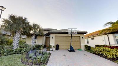Port Saint Lucie Single Family Home For Sale: 12166 SW Bennington Circle