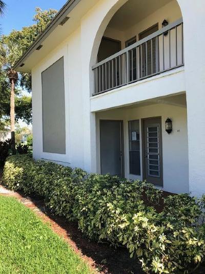 Coconut Creek Condo For Sale: 2703 Nassau Bend #A1