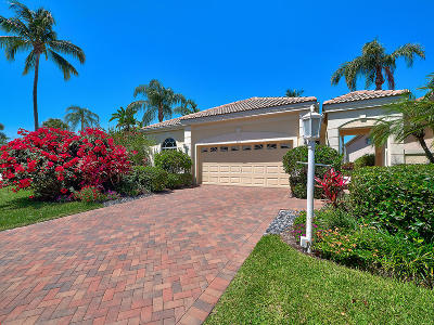 Palm Beach Gardens Single Family Home For Sale: 226 Coral Cay Terrace