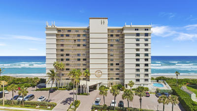 Juno Beach Condo For Sale: 840 Ocean Drive #505