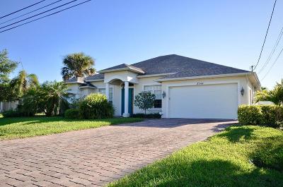 Port Saint Lucie Single Family Home For Sale: 2344 SW Savage Boulevard