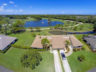 Palm Beach Gardens FL Single Family Home For Sale: $265,000